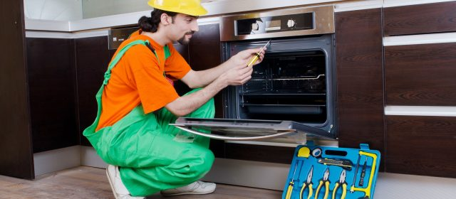 Get Professional Oven Repairs from the Experts