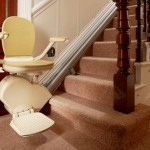 Ensuring greater mobility with the help of a stairlift