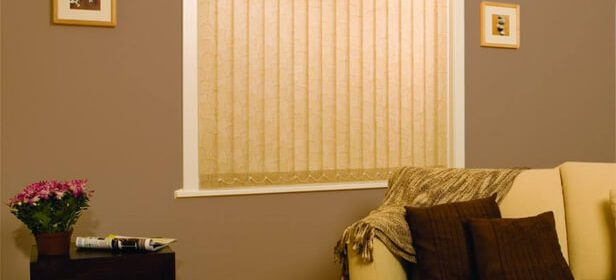 Buy Fully Adjustable Vertical Blinds in East Kilbride