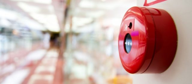 Have a Fire Alarm Installed at Your Business