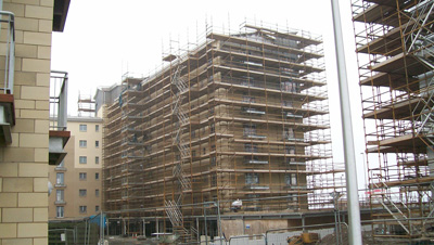 Choosing the Right Special Scaffolding for Your Needs