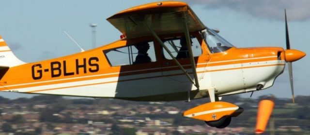 Keep Your Head in the Clouds by Attending Flying School