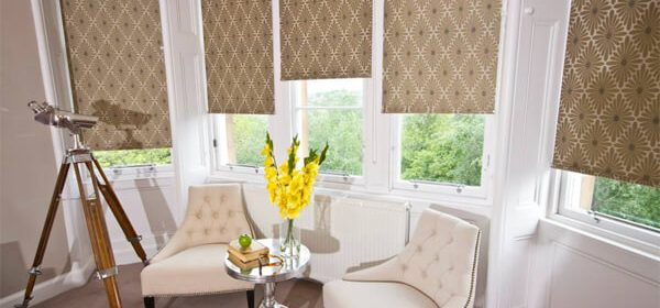 Add Some Pizzazz with Roller Blinds!