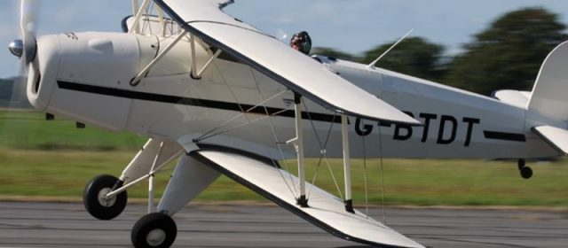 Flying Experience in Exeter is Your Final Step to Licensing