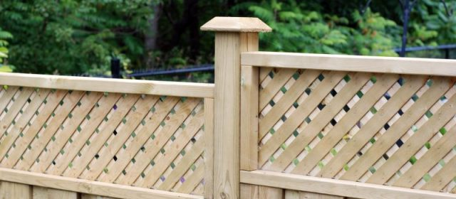 Decorate Your Residential Property with a Quality Fence