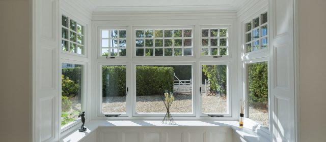 Top 3 Ways that UPVC Windows in Lymington Benefit Your Home