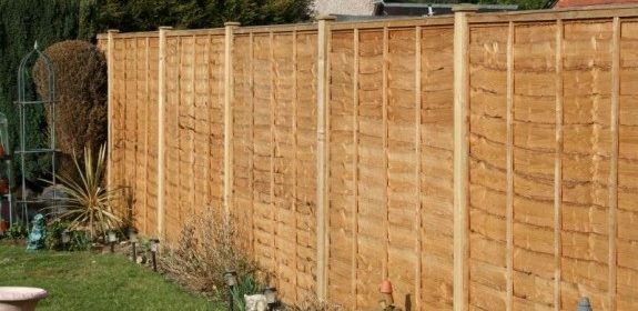 Remarkable Choices of Fence Panels