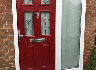 Express Your Sense of Style and Make a Statement with Quality UPVC Doors