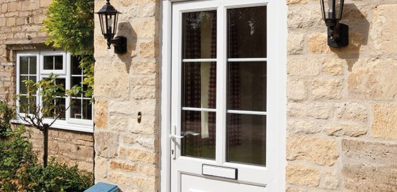 Enhance Your Home and Increase Security with UPVC Doors That Fit Your Style
