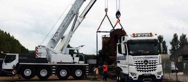 Hire a Mobile Crane from the Professionals