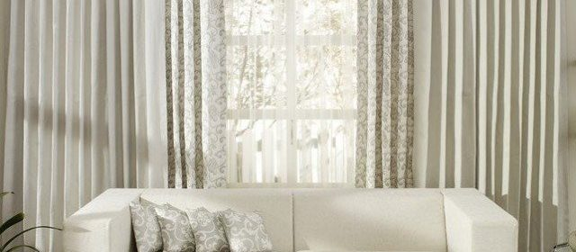 Curtains Add Charm and Style to Any Room